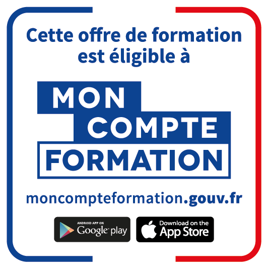 Formation éligible Au CPF ; Mon Compte Formation